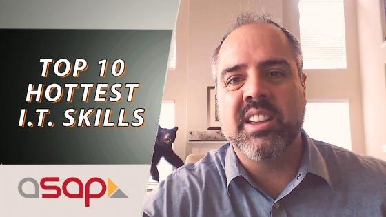 10 Hottest I.T. Skills