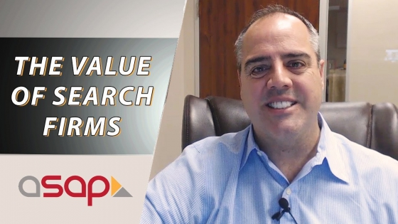 What Value Do Search Firms Bring?
